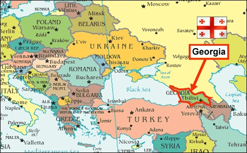 Georgia map the business strategy blog georgia map gumiabroncs Image collections